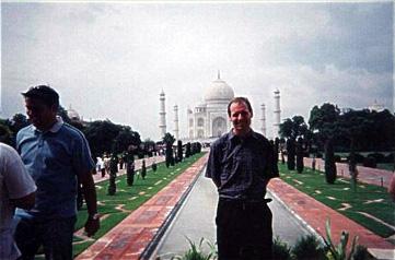 John in India