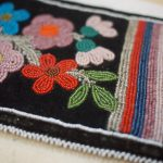 image of a beaded 'Baby Belt',
