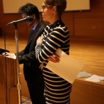 Katrina Srigley at the CURA Conference Nov 2014