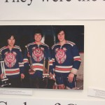 3 Nipissing Warrior hockey players