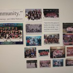 group of images of various hockey teams