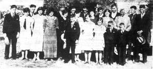 The Turgeon Family.