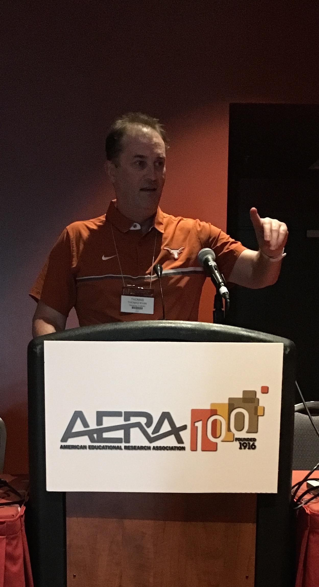 San Antonio, Texas - AERA 2017